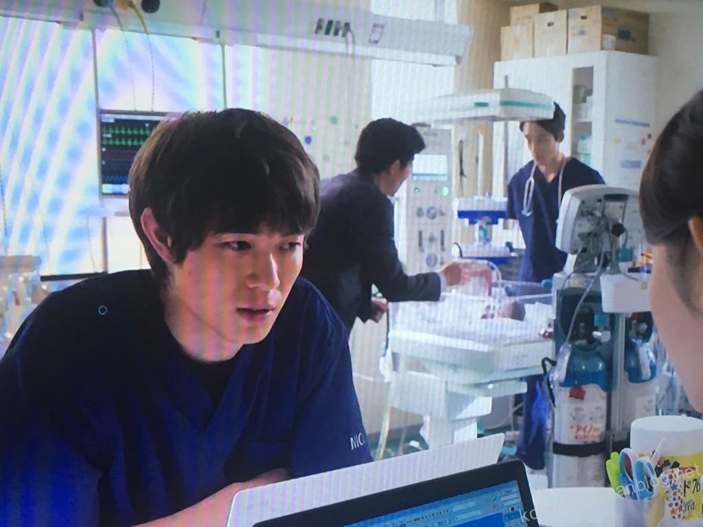コウノドリ8話
